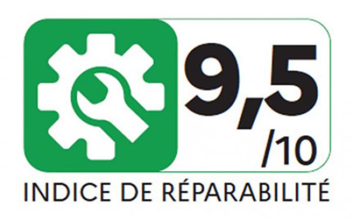 france score réparabilité janvier 2021