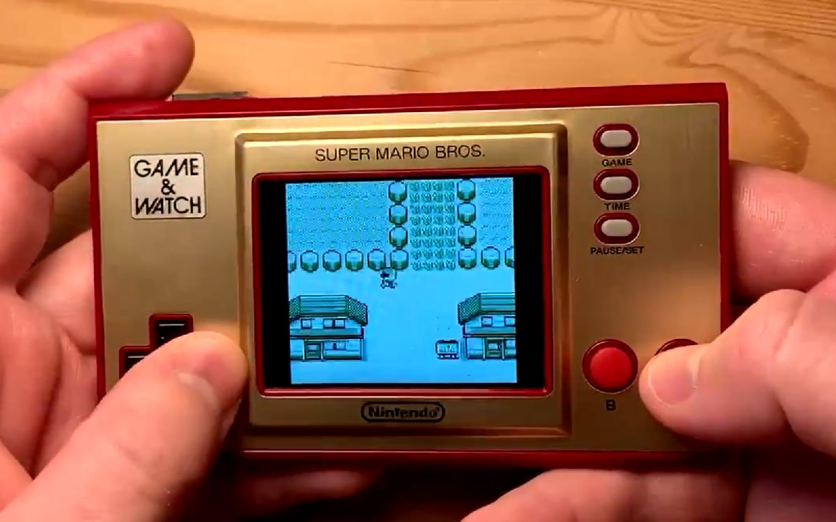 Nintendo Game & Watch Pokemon