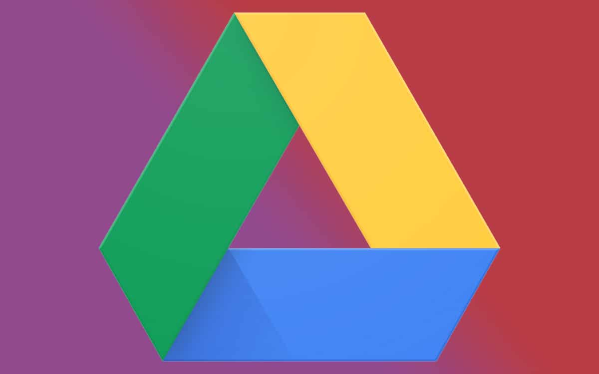google drive supprimer fichiers comptes inactifs