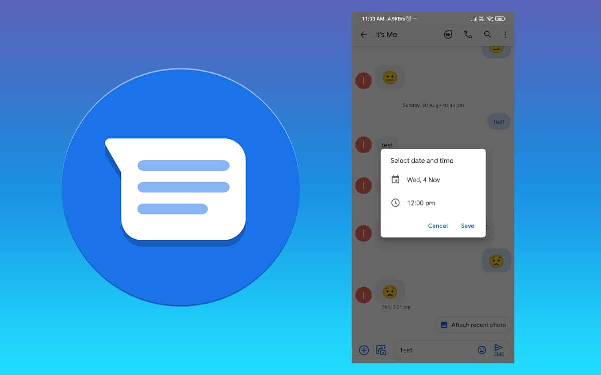googles messages sms