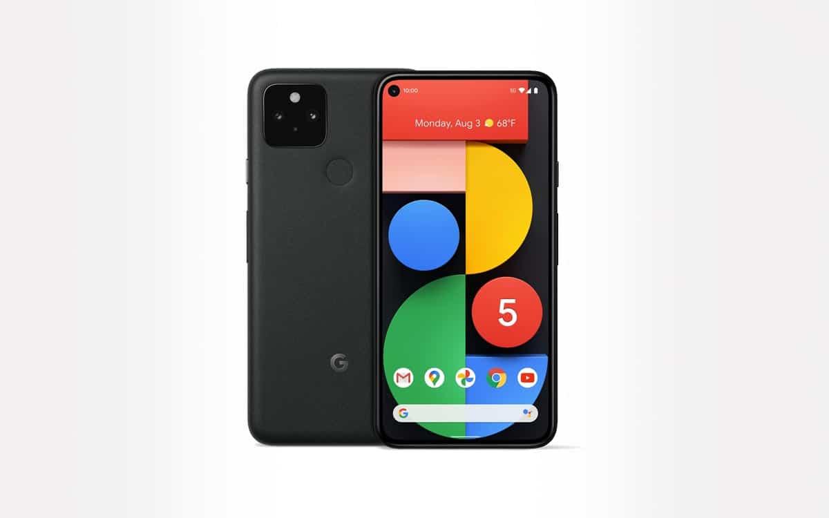 Google Pixel 5 Black Friday