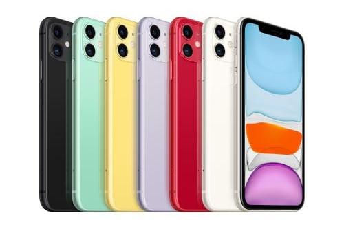 iphone 11 128Go fnac