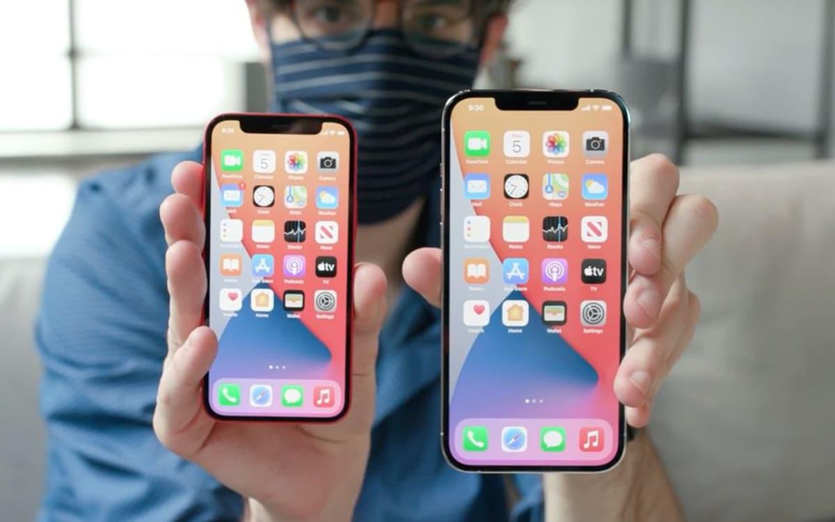 iphone 12 mini pro max dévoilent conditions réelles avant précommandes