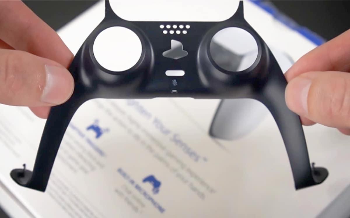 Manette DualSense design