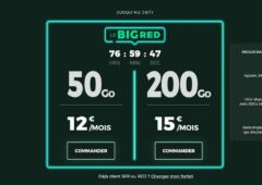 offre big red sfr 200 go
