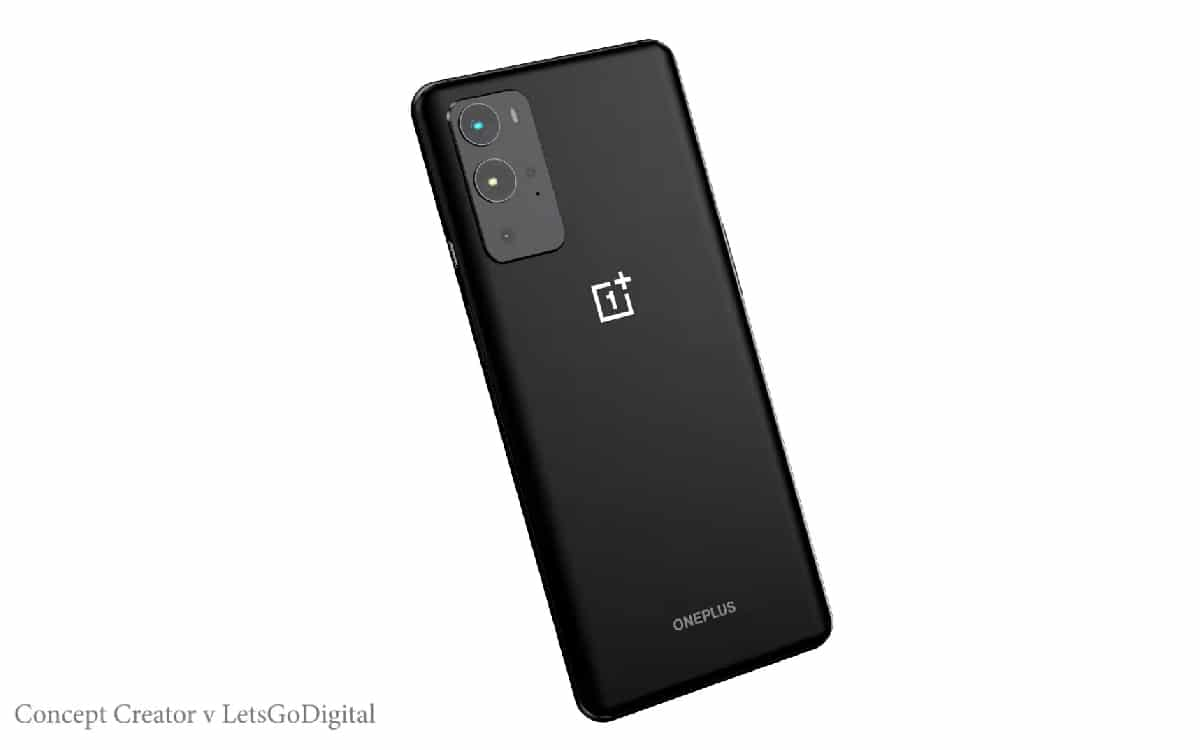 OnePlus 9 design leak
