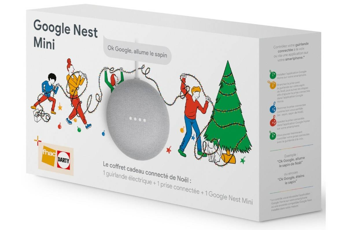Google Nest Mini cheap pack