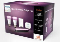 pack demarrage Philips Hue