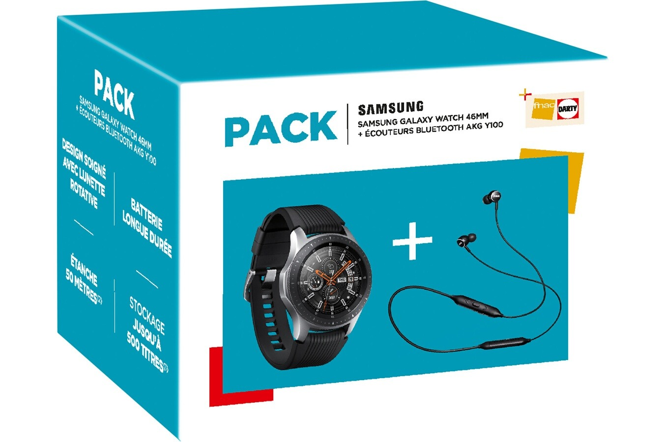 pack samsung ecouteur