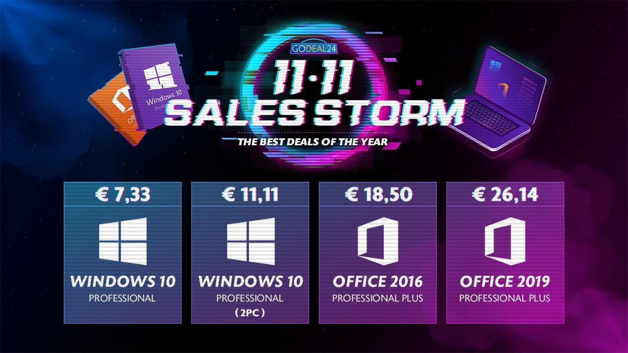 promotion windows 10