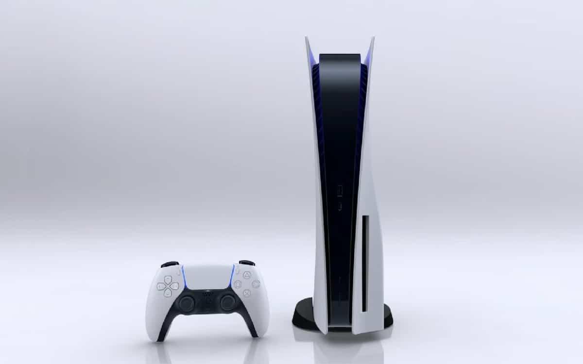 PS5 standard avec manette Dual Sense