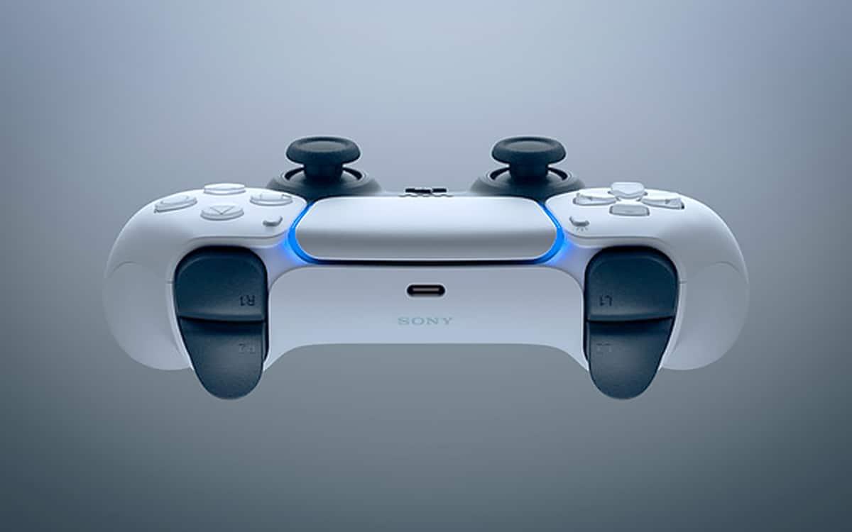 PS5 manette Dualsense
