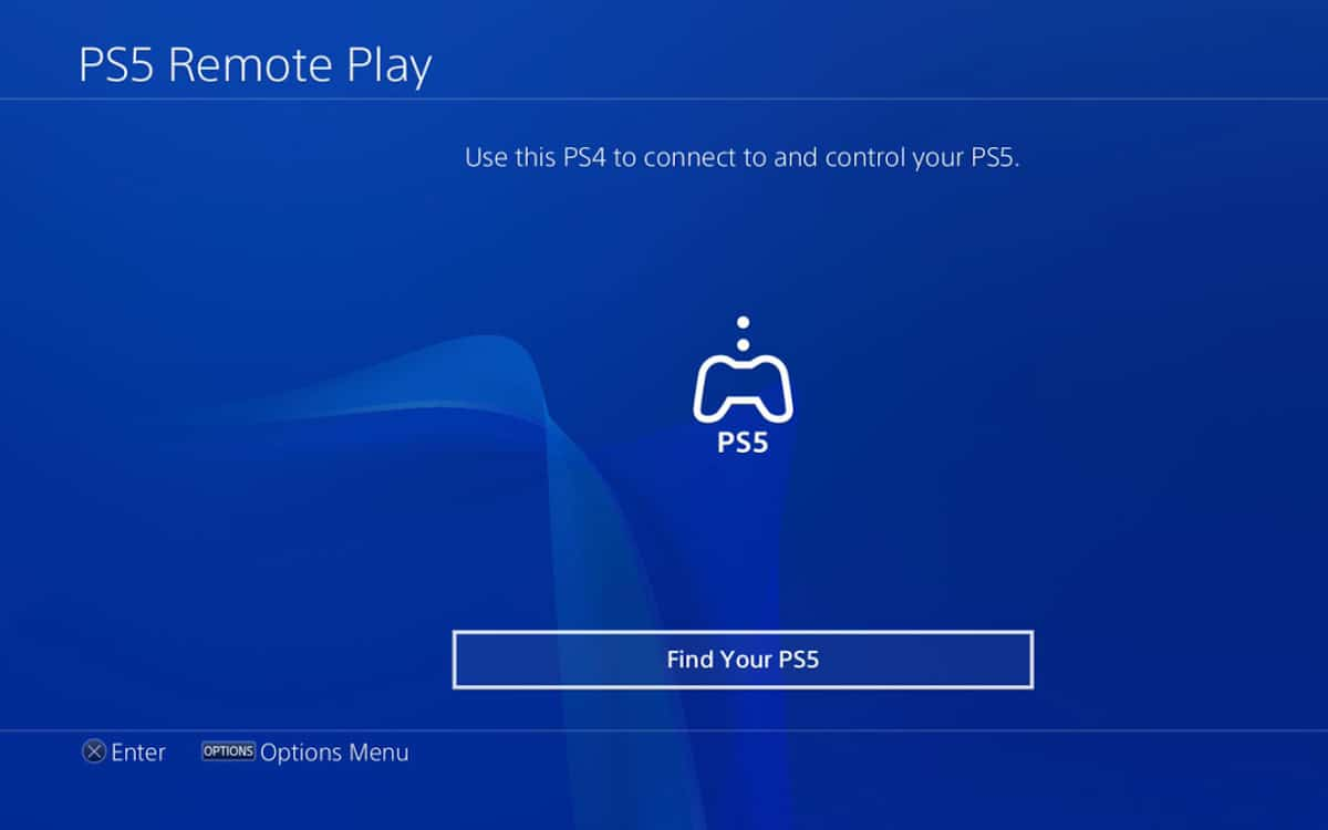 ps5 ps4 remote play application