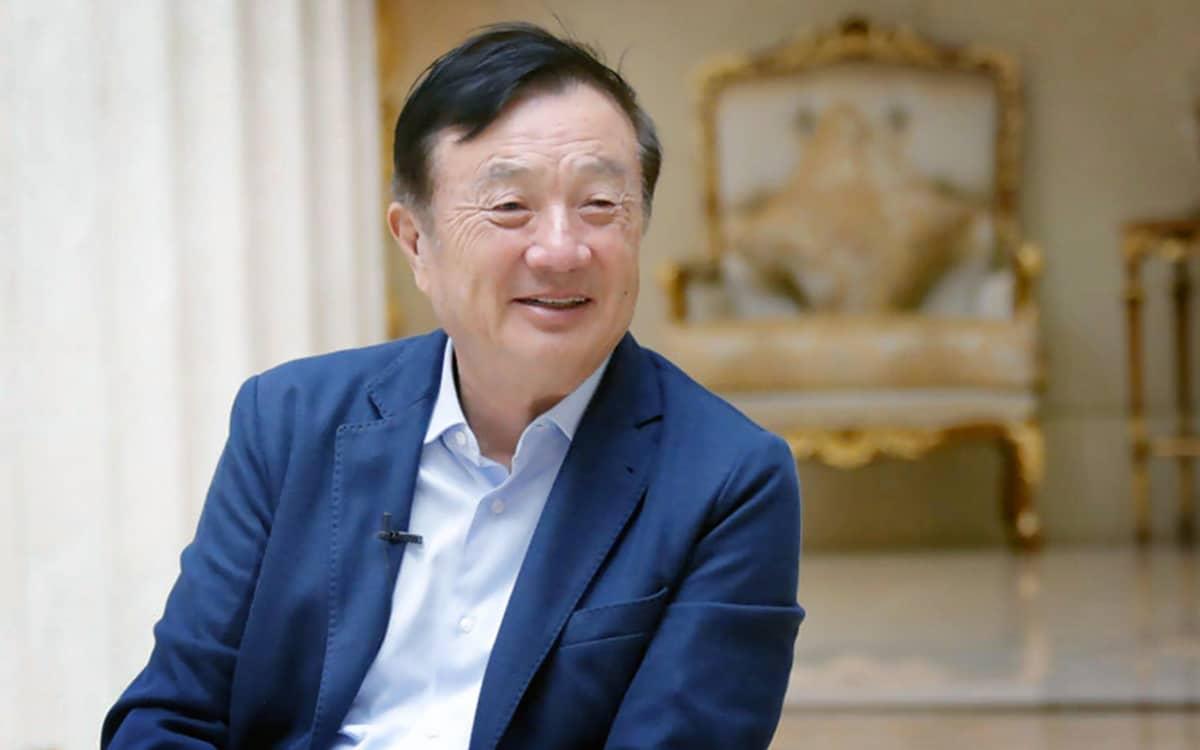 ren zhengfei huawei - Huawei reveals how it will survive US sanctions