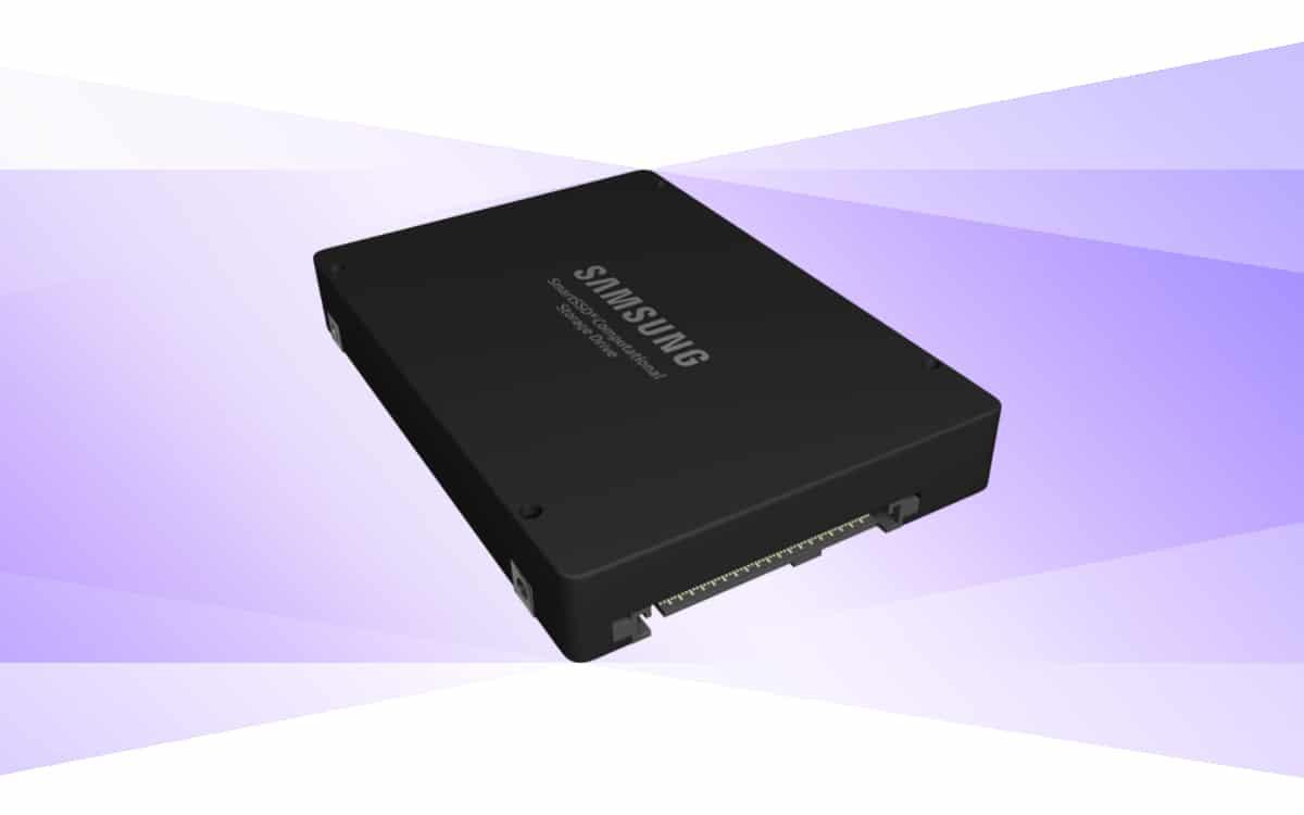 Samsung CSD SmartSSD