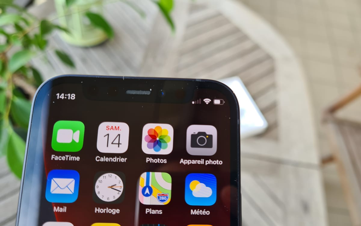 test apple iphone 12 mini autonomie 1