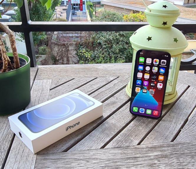 test apple iphone 12 mini cover