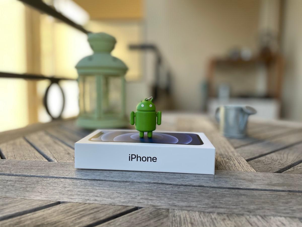 test apple iphone 12 mini photo portrait