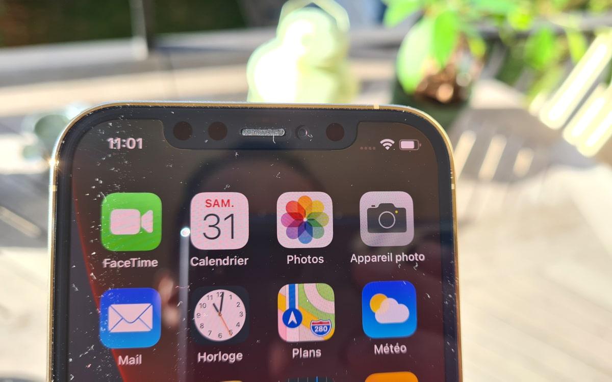 test apple iphone 12 pro audio 2