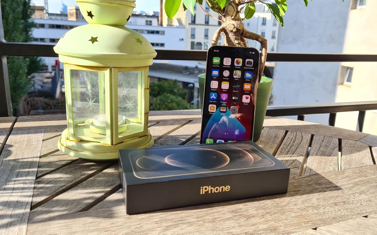 Iphone12 pro prix et caractéristiques #1