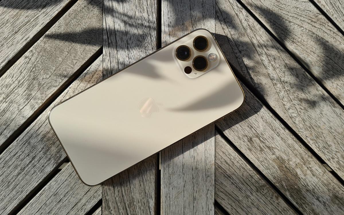 Iphone 12 pro caractéristiques