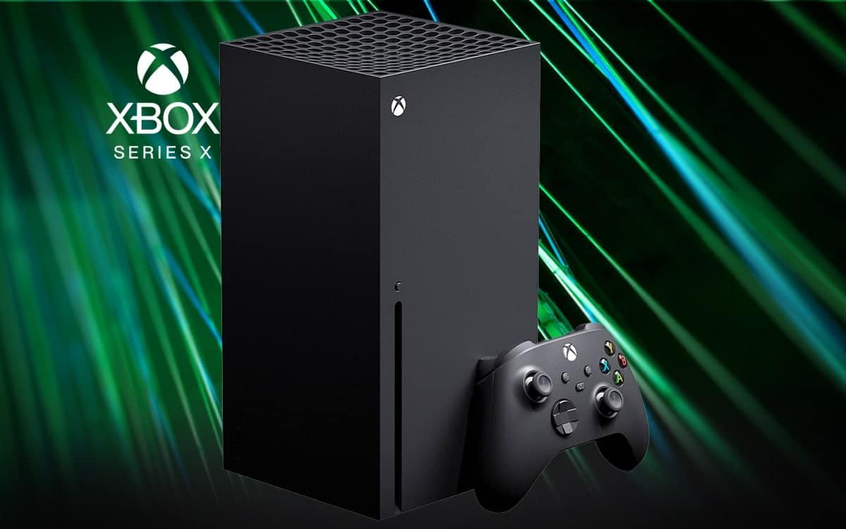 La Xbox Series X plante avec certains jeux