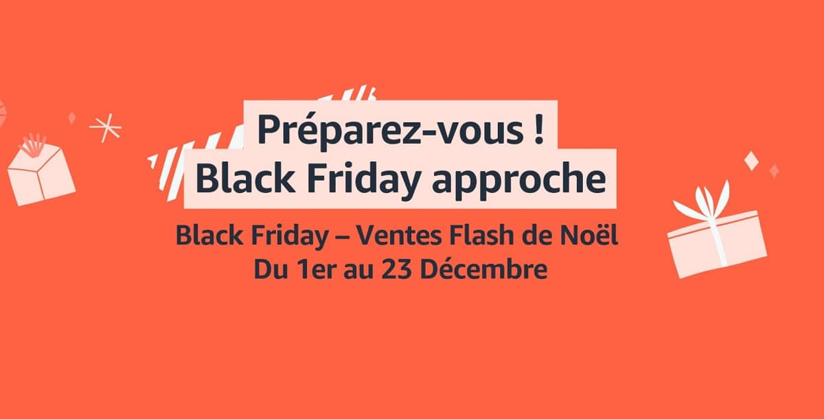 offres Black Friday Amazon