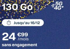 Forfait B&You 5G