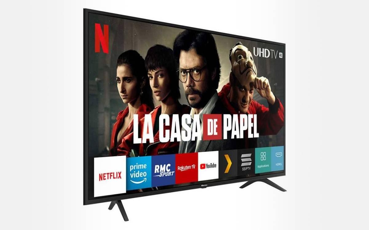 Cheap Hisense H65B7100 TV