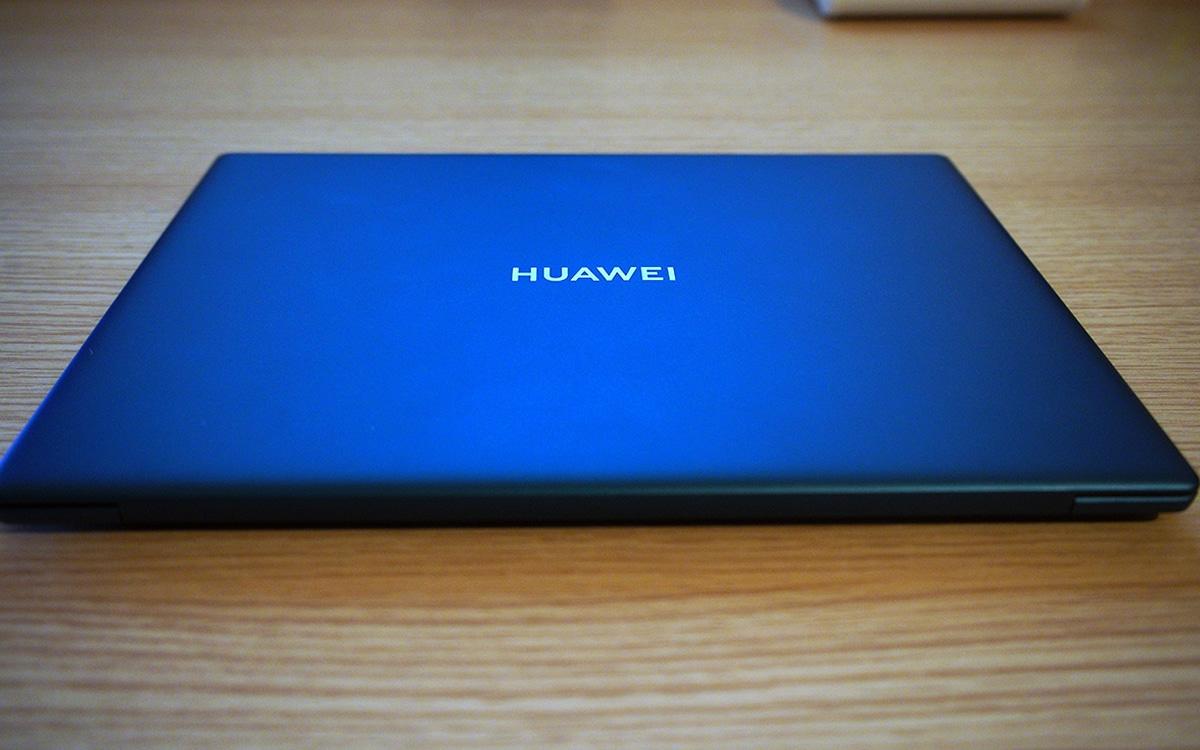 Huawei MateBook X version verte