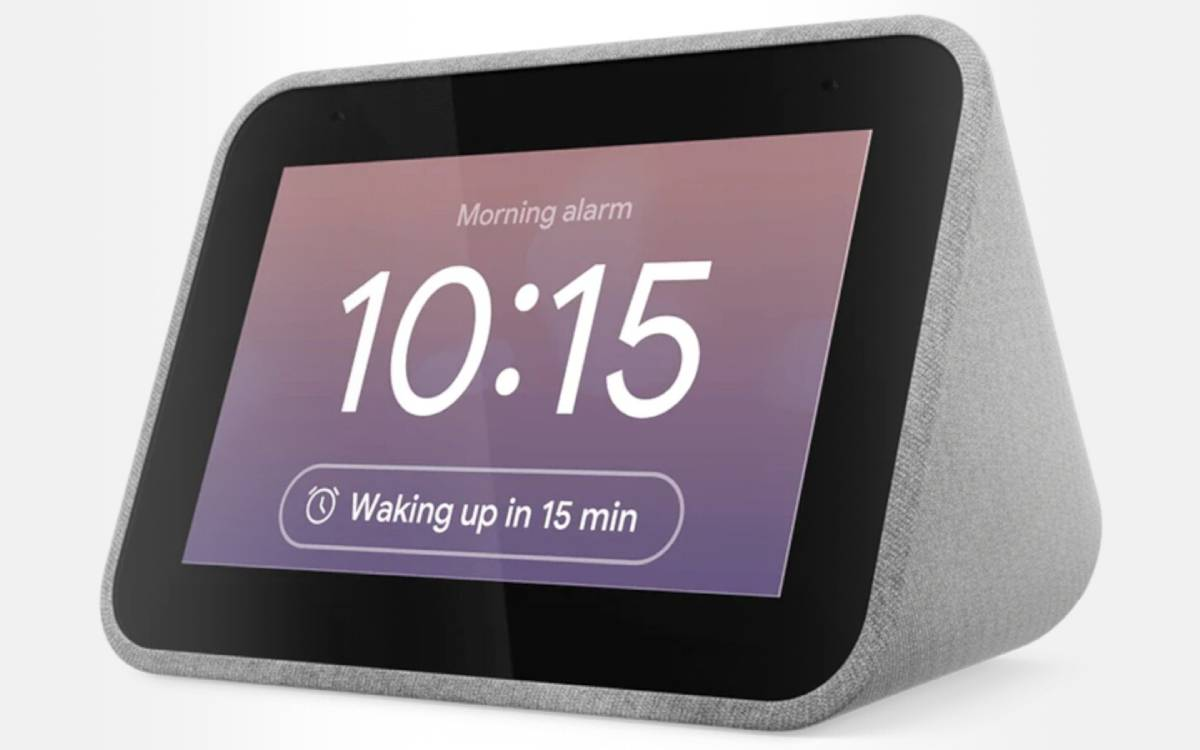 Lenovo Smart Clock pas cher