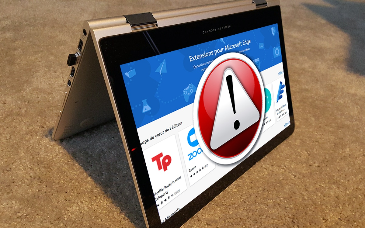 Malware Extension Edge