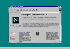 Netscape Communicator