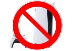 PS5 interdite
