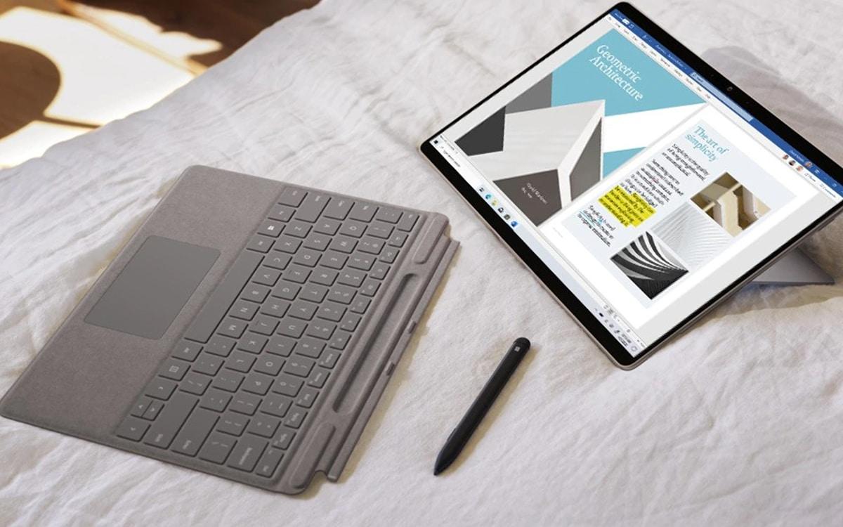 Surface Pro X Windows 10