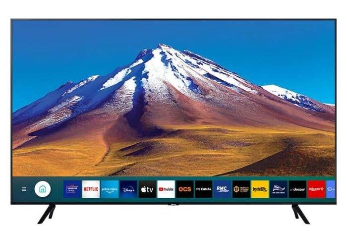 TV Samsung 50TU7025 Smart