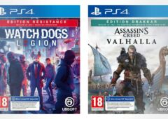 Watch Dogs Legion et Assassins Creed Valhalla