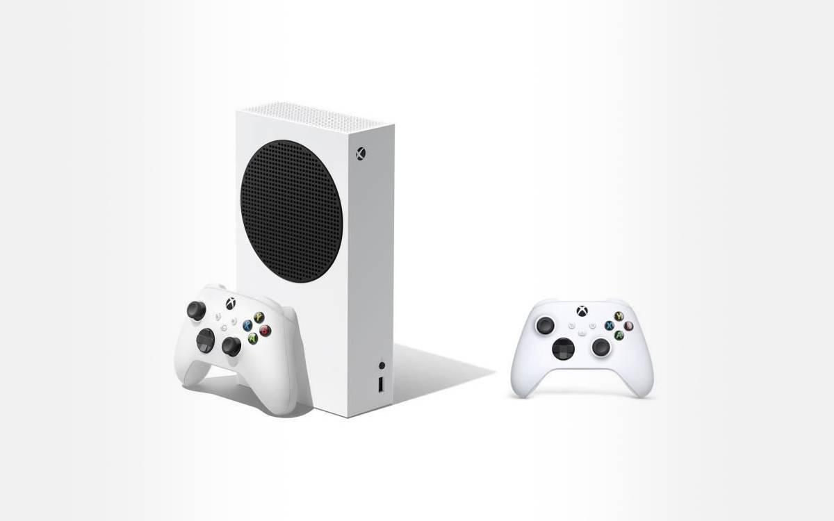 Xbox Series S avec 2ème manette chez Cdiscount