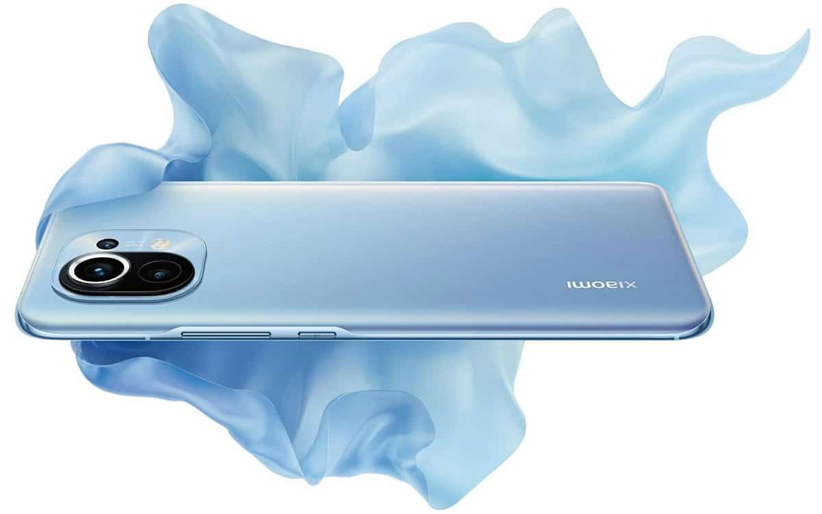Xiaomi Mi 11 Blue
