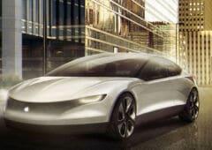 apple car lancement 2021