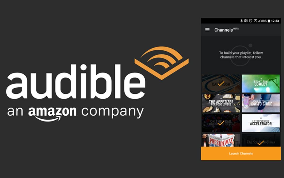 Bon plan Amazon Audible