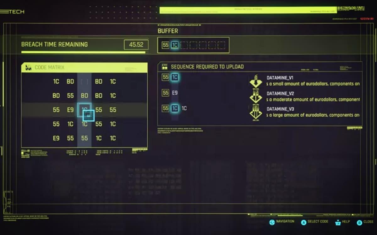 cyberpunk 2077 breach