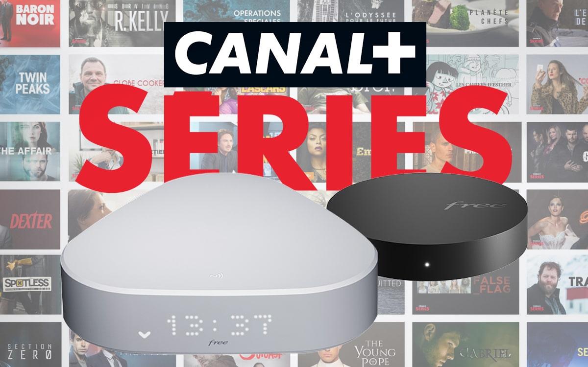 Canal+ Séries Freebox Delta Pop