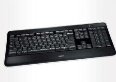 clavier logite k800