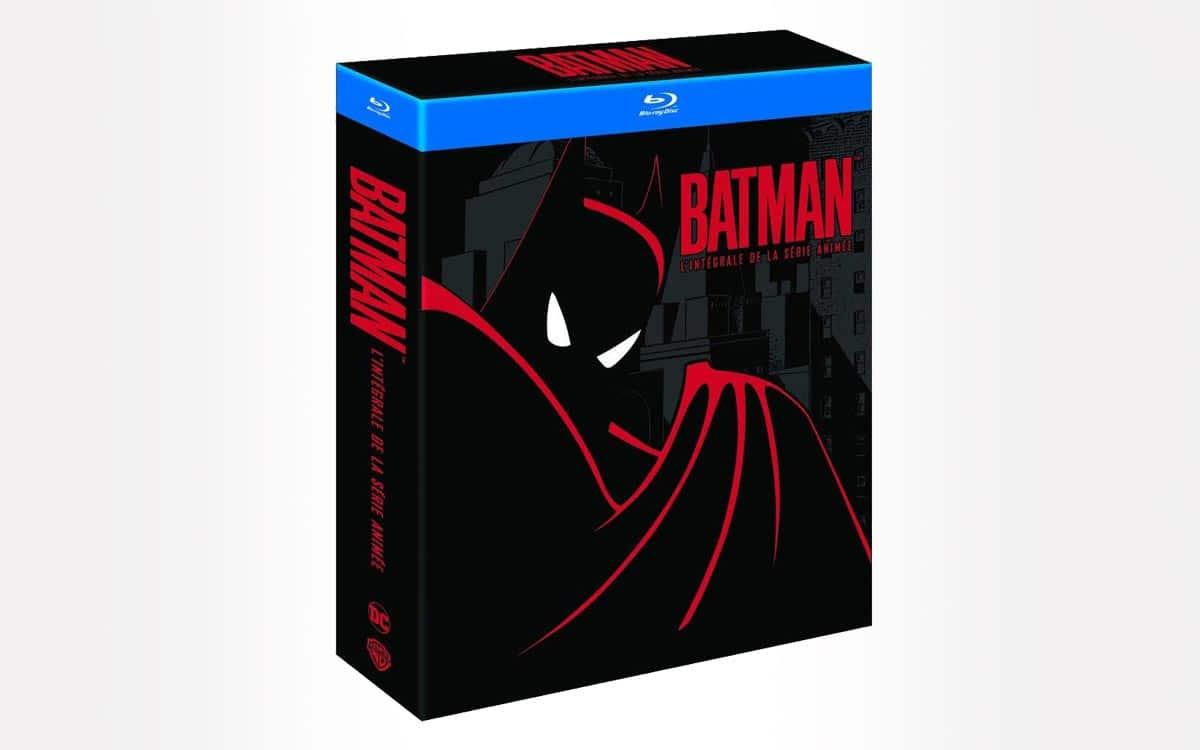 Coffret Batman Série animée