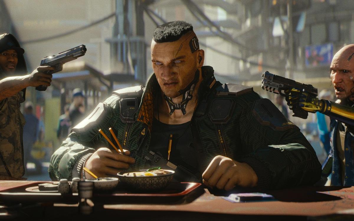 Cyberpunk 2077 3e personne