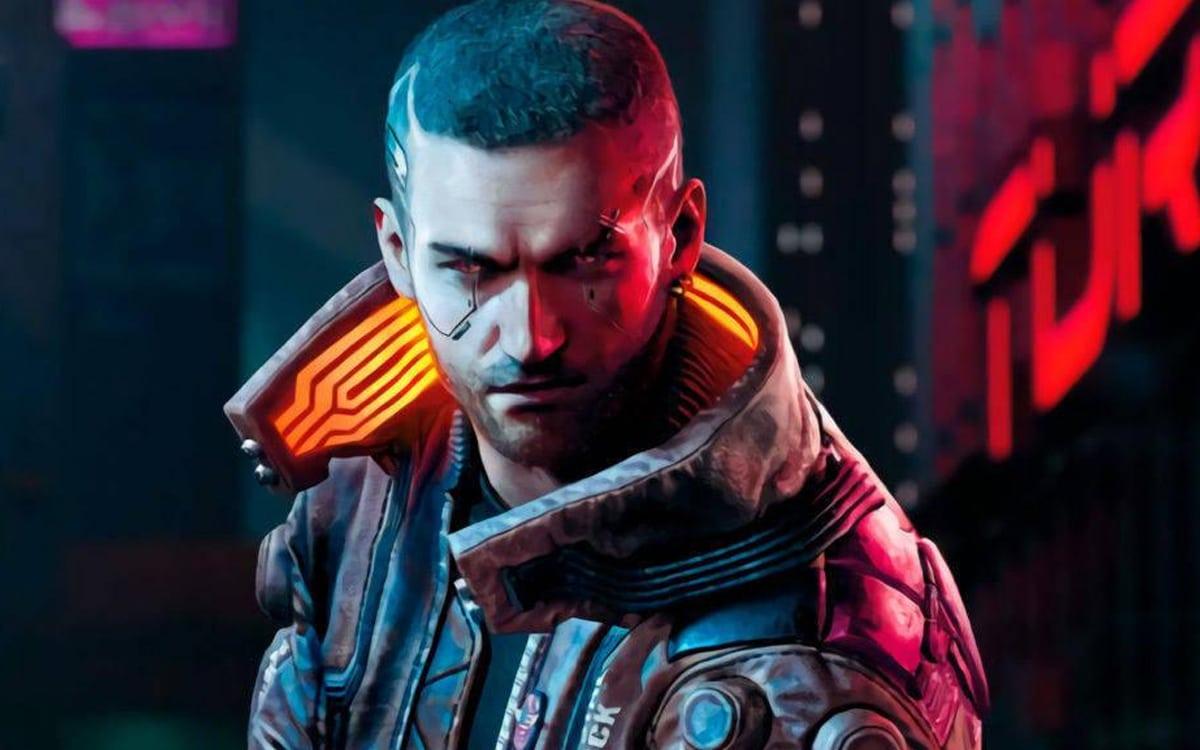 cyberpunk 2077 jeu mise jour ps4 xbox