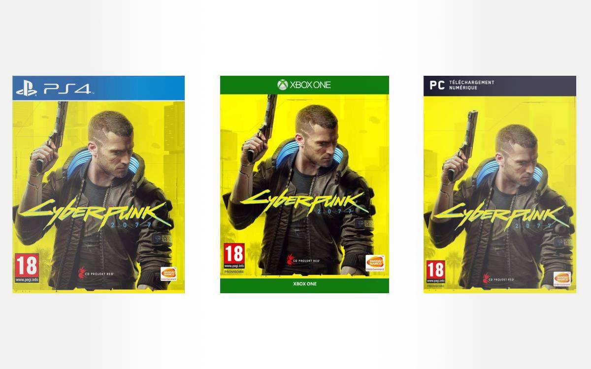 Cyberpunk 2077 cheap PS4, Xbox and PC