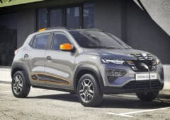 dacia spring electric 0