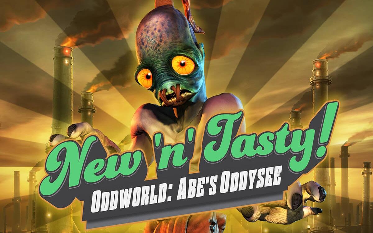 epic games store oddworld new tasty